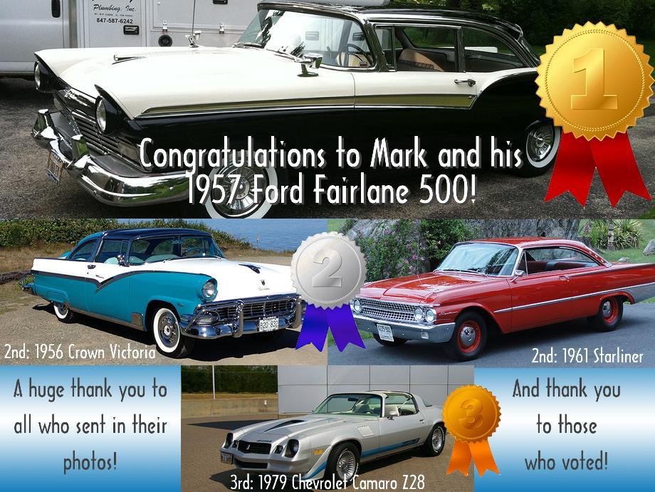 Burton Antique Auto Parts - Contest
